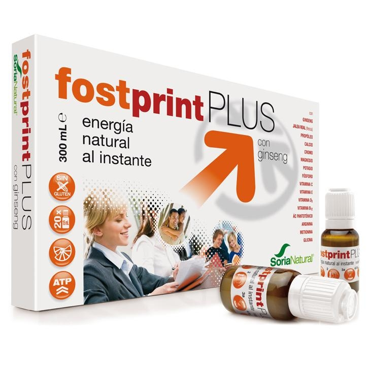 Soria Natural Fostprint PLUS