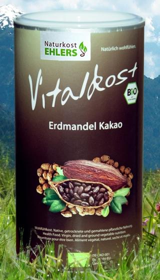 Naturkost Ehlers Vitalkost Erdmandel-Kakao Bio
