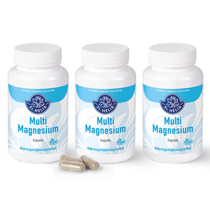 St. Helia Multi-Magnesium Dreierpack