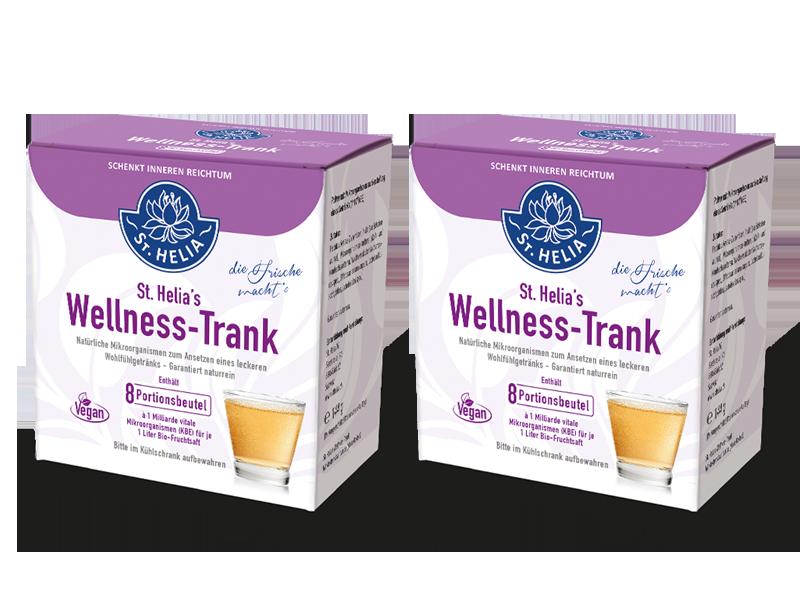 St. Helia's Wellness-Trank Zweierpack
