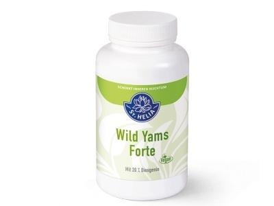 St. Helia Wild Yams Forte