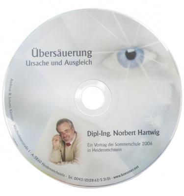 """CD """"Übersäuerung - Ursache und Ausgleich"""""""