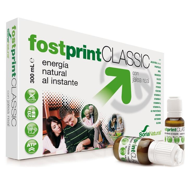 Soria Natural Fostprint Classic